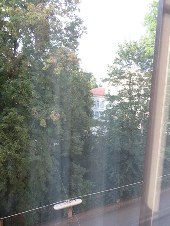 Parkhotel Graz: room view
