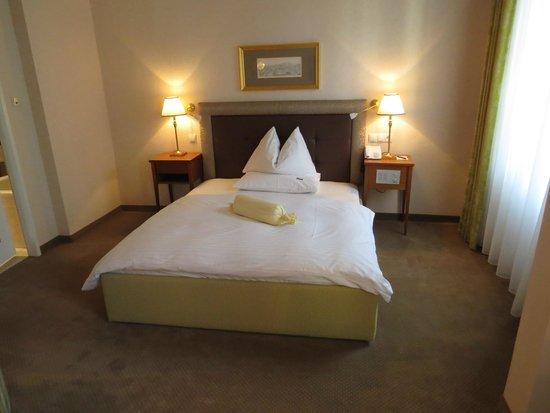 Parkhotel Graz : bed