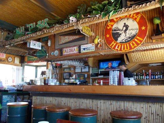 Cheeseburger In Paradise: The Mai Tai Bar