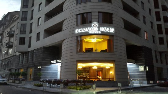 Diamond House Hotel Yerevan