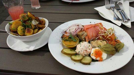 Fischdeel: Tastes good