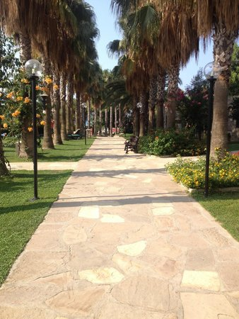 Barut Arum : beautiful grounds