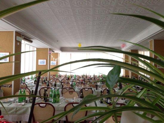 Hotel Gabicce: Sala da pranzo