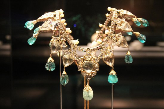 Musée d'art islamique : museum display