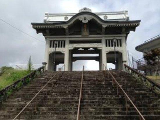Honmyoji Temple: 入口