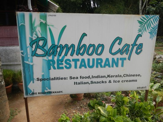 Bamboo Cafe: An excellent find to savour