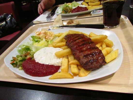 BBQ Steakhouse : niente di che