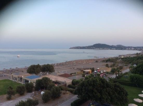 Blue Sea Beach Resort: sea view