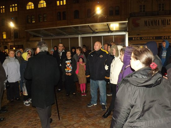 Blackpool Ghost Walks & Supernatural Events