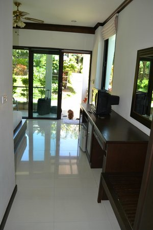Samui Home and Resort: Deluxe double room