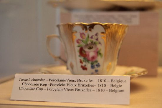 Museum of Cocoa and Chocolate (Musee du Cacao et du Chocolat) : Musee du Cacao et du Chocolat