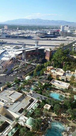 The Palazzo Resort Hotel Casino: 30th Floor