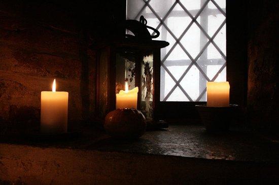 III Draakon: Candlelit dinner