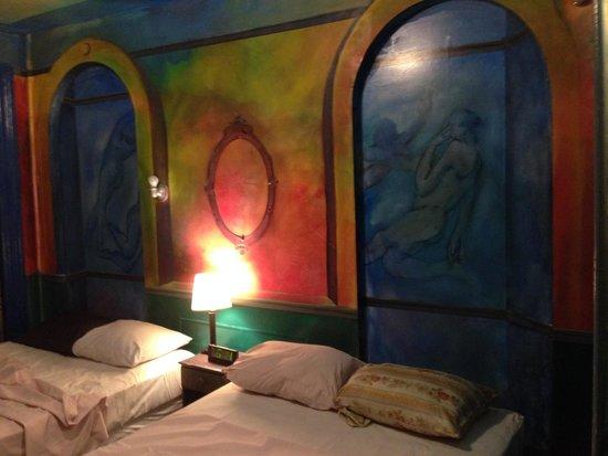 Carlton Arms Hotel: De dejlige bløde senge