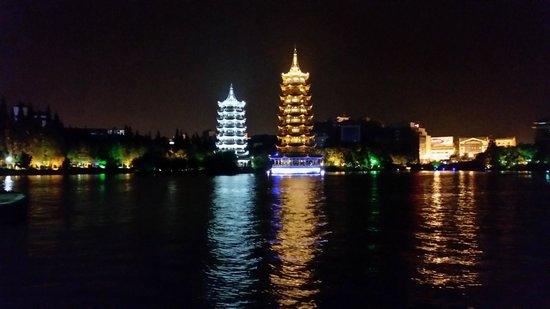 Sheraton Guilin Hotel: рядом с отелем
