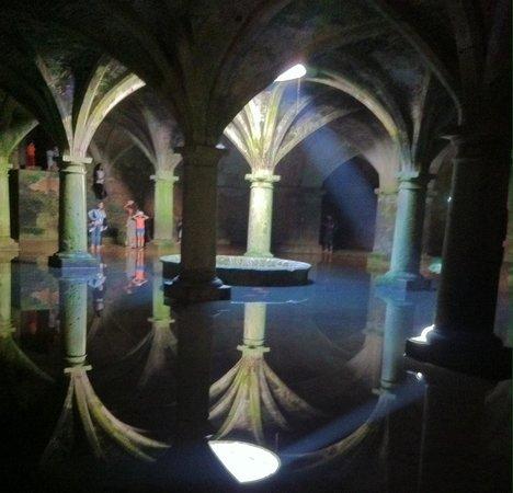 Citerne Portugaise : Portugaise cistern