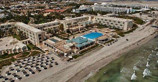 Radisson Blu Ulysse Resort & Thalasso Djerba: Haut