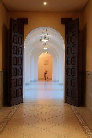 Radisson Blu Ulysse Resort & Thalasso Djerba: Couloir Thalasso