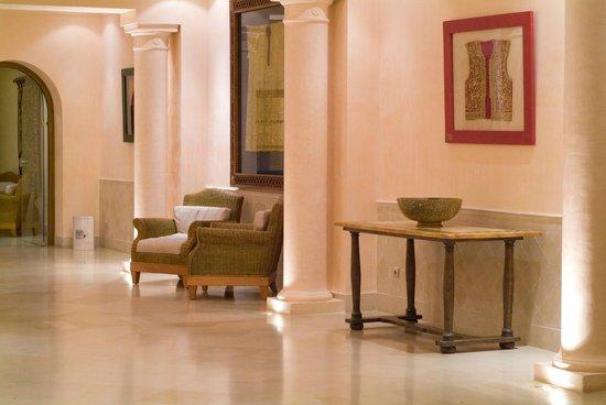 Radisson Blu Ulysse Resort & Thalasso Djerba: Reception Thalasso