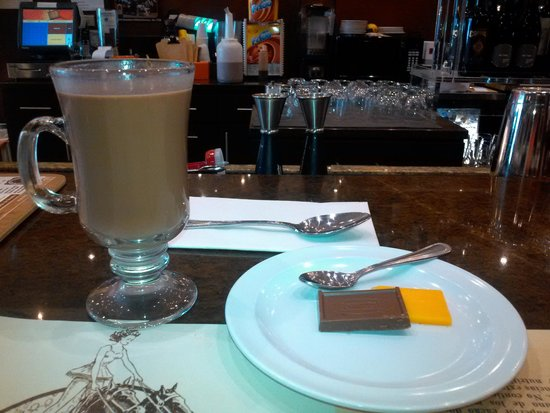 Fundación Casa Cortés: Hot Chocolate