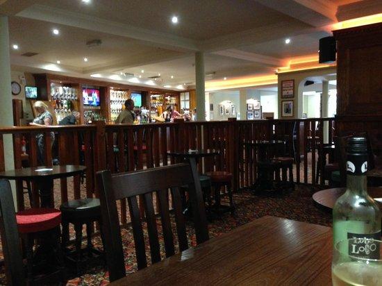 The Blackburn Times: nice clean bar