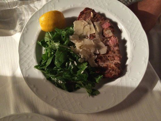 Odyssia Restaurant: Talliata!