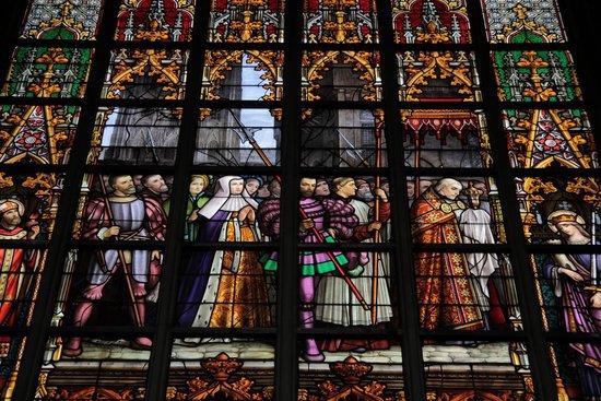 Cathédrale Saints-Michel-et-Gudule de Bruxelles : Cattedrale di St. Michael e St. Gudula