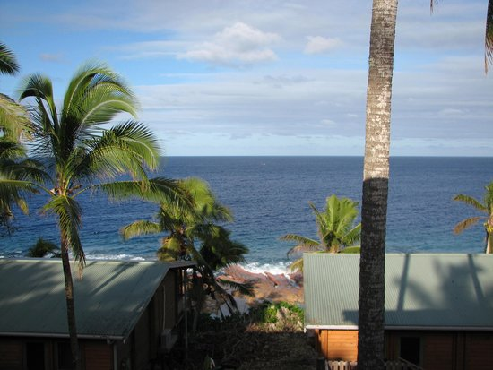 Scenic Matavai Resort Niue: View from room 7