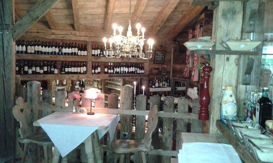 Helmhotel: il ristorante