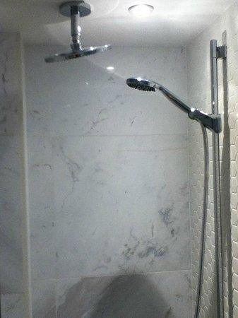 Dorsett Shepherds Bush, London: Dual showers