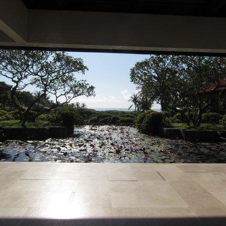 Grand Hyatt Bali: ロビー