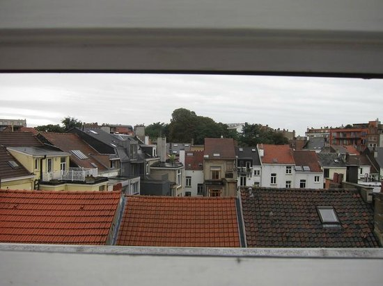 Made in Louise : View on roofs and gray skies