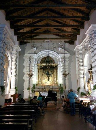 Chiesa di Santa Caterina : L'interno della chiesa