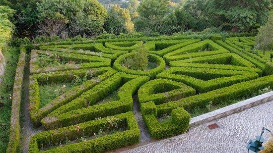 Tivoli Palacio de Seteais: the garden