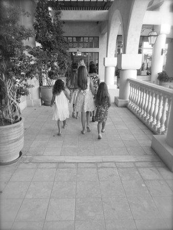 Elysium Hotel : Terrace