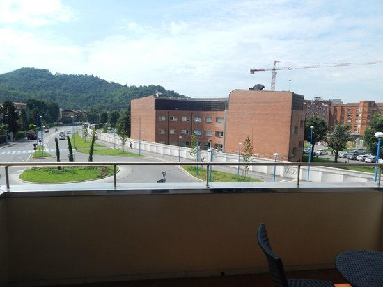 Regal Hotel and Apartment: Vista dal terrazzo