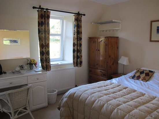 Kilmichael House B&B: Rooms