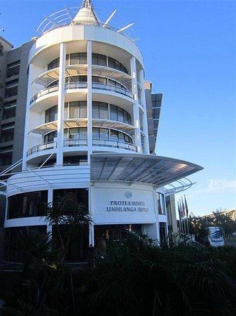 Protea Hotel Umhlanga Ridge : hotel