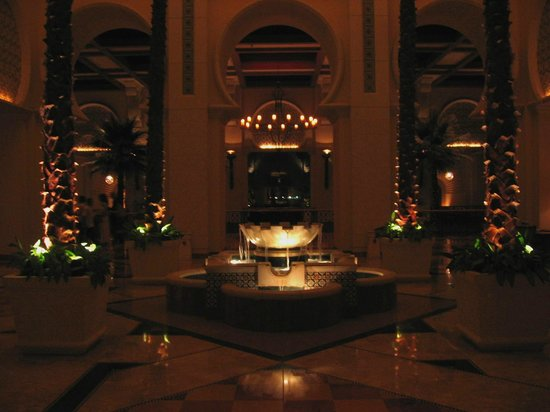 Arabian Court at One&Only Royal Mirage Dubai: Lobby