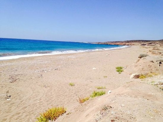 Kotsias Villas: Lara (Turtle) Beach - 10 minutes drive from Villa