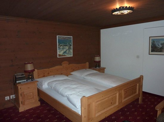 Hotel Gletschergarten: Gletschergarten room 21