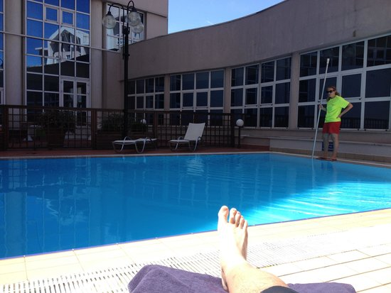 Novotel Firenze Nord Aeroporto : great pool