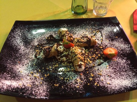 Fratelli la Bufala - Rimini Mare: Cannoli