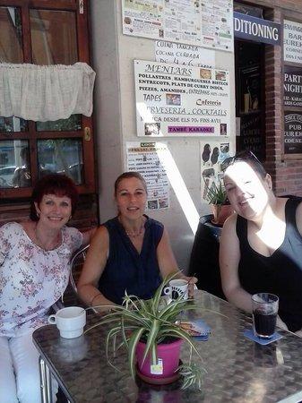 Pub Eureka corner: Great friendly staff
