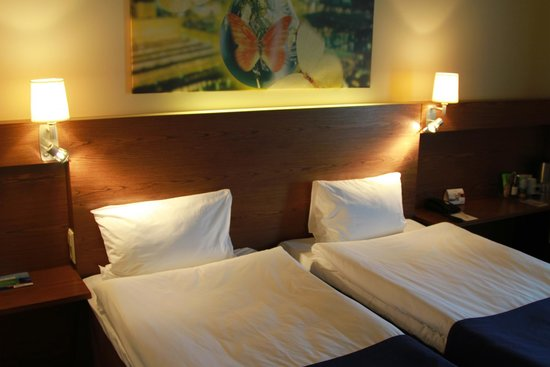 Park Inn by Radisson Kaunas: Standard guest room