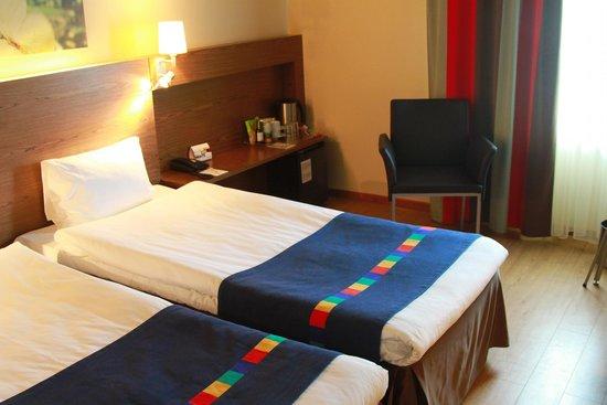 Park Inn by Radisson Kaunas: Standard guest room