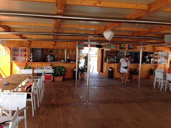 Agriturismo Resort Costa House: Quarta Isola Piano Bar