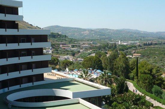 Hotel Club Costa Verde : de la chambre