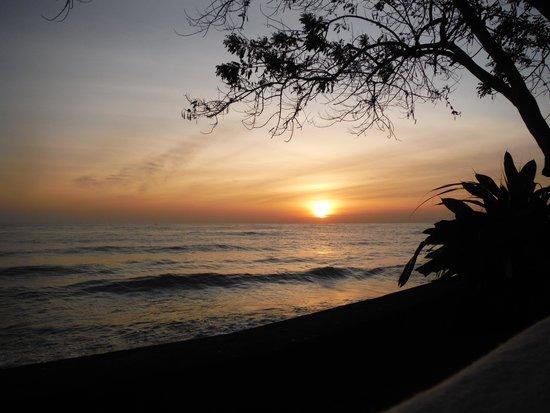 Villa Selina : sunrise