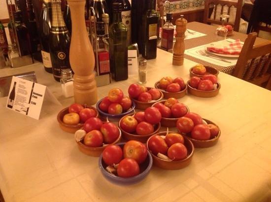 Braseria La Bolera: per farsi il pan amb tomate